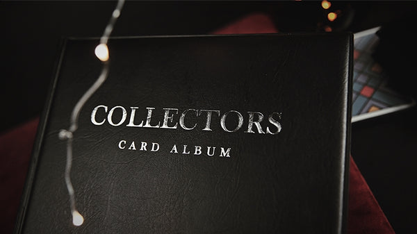 Playing Cards Collectors Card Album Premium Display Accessory by TCC