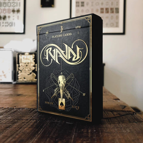 RAVN Eclipse Playing Cards Limited Edition deck by Stockholm 17