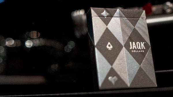 JAQK Blue Playing Cards Rare first in the series Collectable Wine Deck