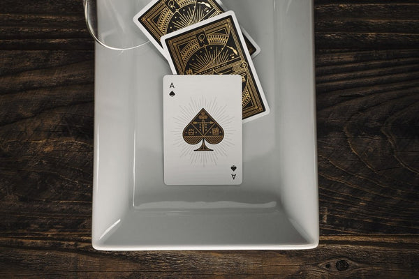 Buyworthy:Rarebit Gold Playing Cards Rare Deck Theory 11 Las Vegas USA Brand New & Sealed