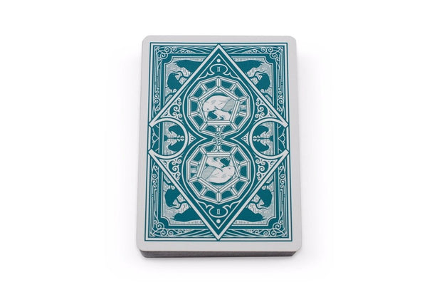 RAVN Playing Cards Green Special Edition Rare Deck by Caroline Ravn