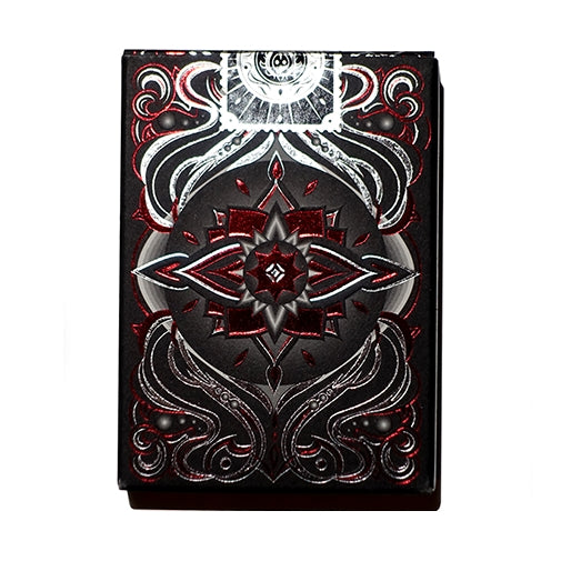 Realms Playing Cards Red Edition by Card Experiment