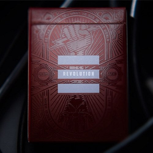 Revolution Playing Cards Deck Rebellion Defiant by Murphy's Magic