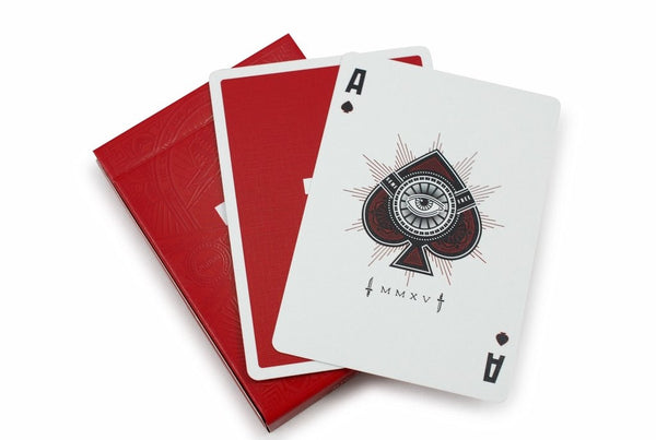 Buyworthy:Revolution Playing Cards Deck Rebellion Defiant by Murphy's Magic Brand New