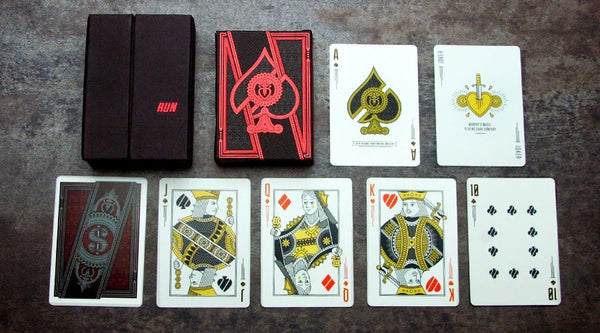 Buyworthy:Run Bankroll Playing Cards Deck Brand New & Sealed ~ Very Rare ~ Collectible