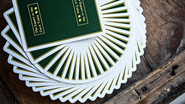 Buyworthy:SWE Madison Green Playing Cards Ellusionist Deck Brand New & Sealed