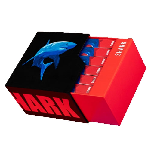 Shark Playing Cards by Riffle Shuffle Limited Edition Boxset 6-Decks