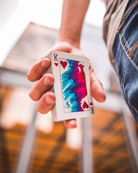 Sirius B Playing Cards Outer Space Cardistry Magic 3-Deck Set