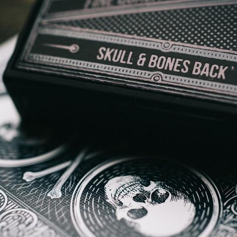 Buyworthy:Superior Skull & Bones Playing Cards Undead Deck by EPCC Brand New & Sealed