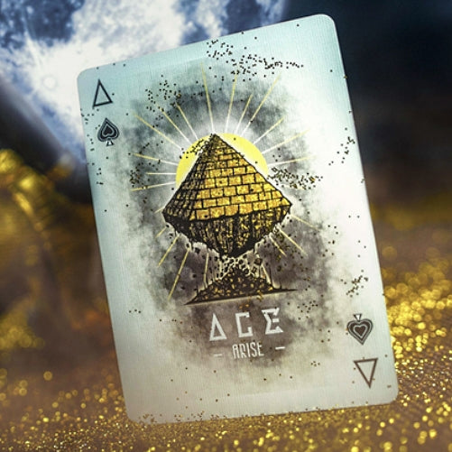 Ancient Egypt Playing Cards Skymember Presents a Civilisation lost to time
