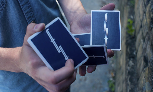 Fontaine Sleight Edition Playing Cards Rare Cardistry Deck by Zach Mueller