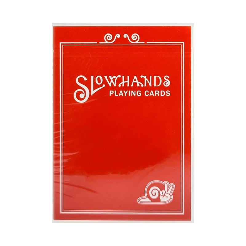 Slow Hands Playing Cards Cardistry Deck Starters Edition
