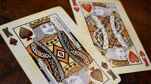Snake Oil Playing Cards by Blue Crown & Midnight Cards USA