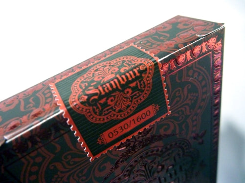 Stanbur Royal Playing Cards Luxury Limited Edition Rare Boxset 2-Decks + Booklet