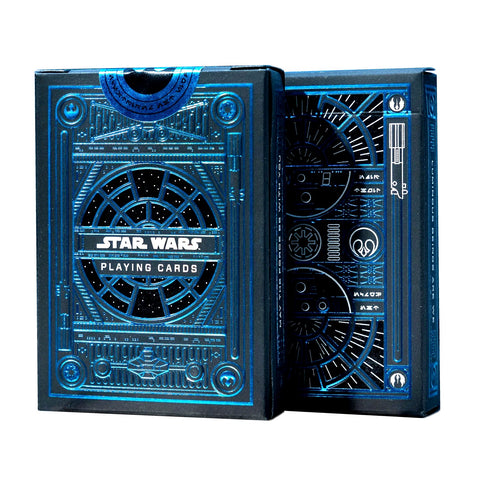 Star Wars Playing Cards Official Rebel Light Side (Pre-Order)
