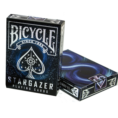 Buyworthy:Stargazer Playing Cards Poker Magic Galaxy Stars Deck Made in the USA Brand New