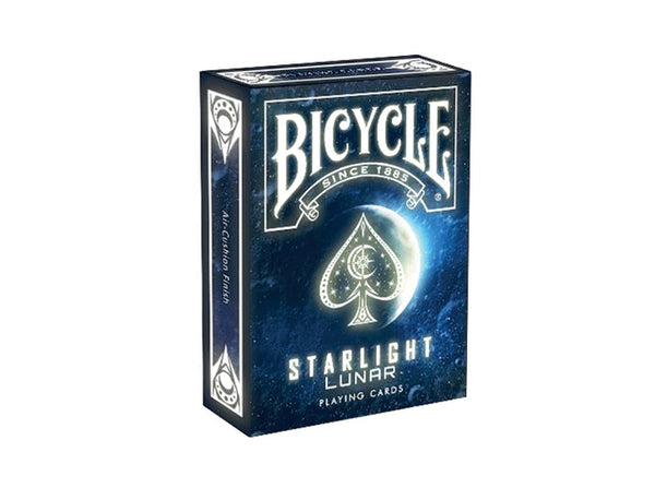 Buyworthy:Starlight Lunar Playing Cards Moon Deck Magic Poker Made in the USA Brand New
