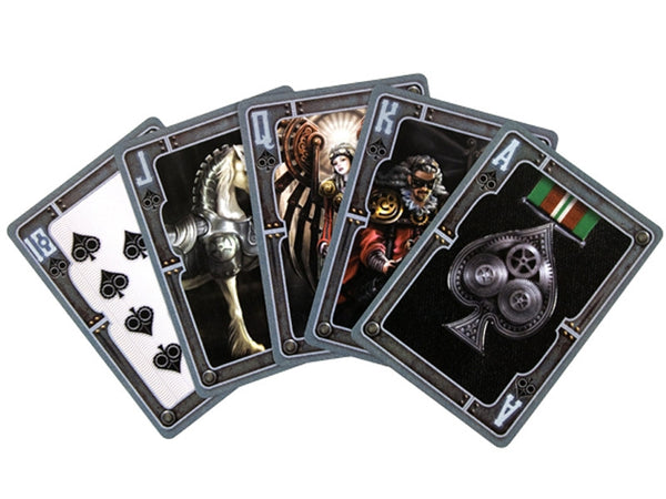 Buyworthy:Steampunk Anne Stokes Playing Cards Rare Deck Poker Magic Brand New & Sealed