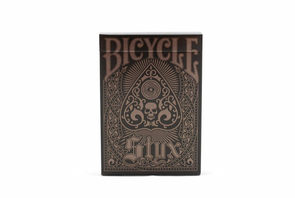 Styx Playing Cards Butterfly Skull Deck Earth & Underworld