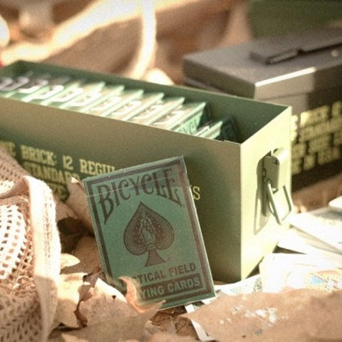 Tactical Field Playing Cards Military Extreme Weather Custom Deck