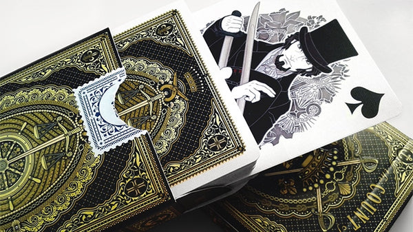 The Count of Monte Cristo Playing Cards Limited Edition by Bona Fide