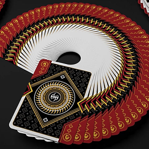 Master Series Playing Cards Lordz y De'Vo Limited Edition deck