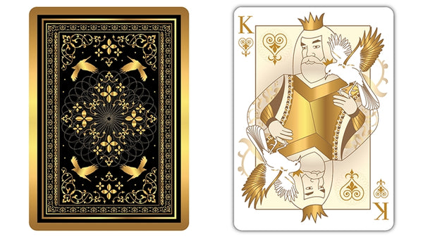 The Other Kingdom Playing Cards Birds Edition by Natalia Silva