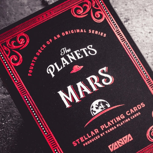 The Planets Playing Cards by Vanda Full Collection Set 8 Decks