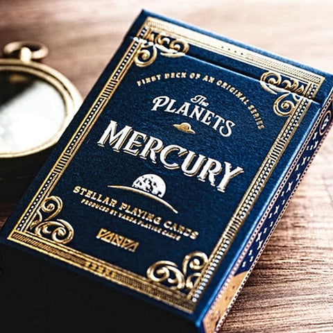 The Planets Playing Cards Mercury Limited Edition ~ Very Rare