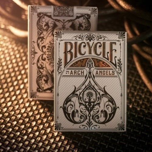 Archangels Playing Cards Gothic Angels Bicycle Theory 11
