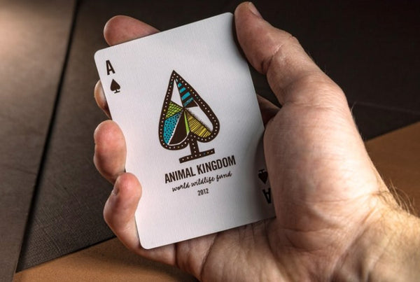 Animal Kingdom Theory 11 Playing Cards Poker Deck