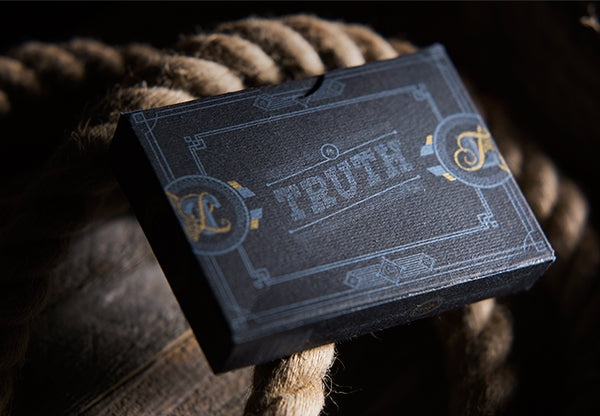 Truth Playing Cards I Never Believe Me Deck by Murphy's Magic