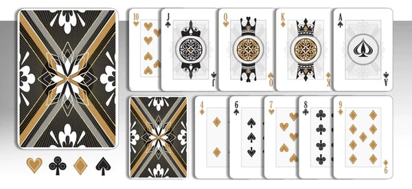 Tzarovka Playing Cards Rare LTD Edition Black Market Rare Deck