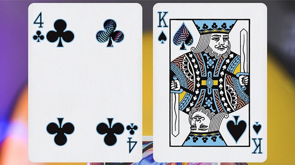 Ultra Playing Cards GEMINI deck by T. Pintson