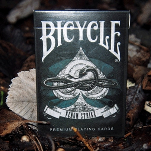 Venom Strike Playing Cards Deck Bicycle Snake Made in USA