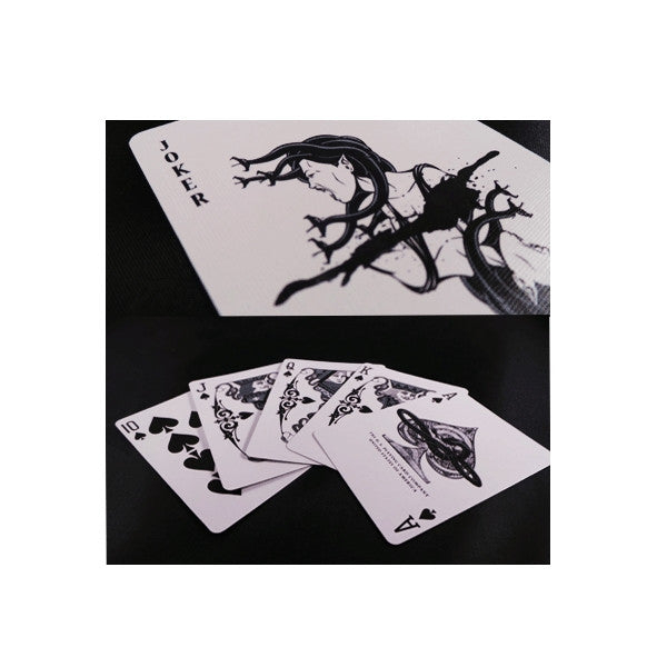 Buyworthy:Venom Strike Playing Cards Deck Bicycle Snake Brand New & Sealed Made in USA
