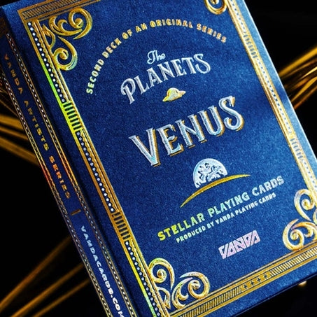 The Planets Venus Playing Cards Limited Edition Very Rare by Vanda