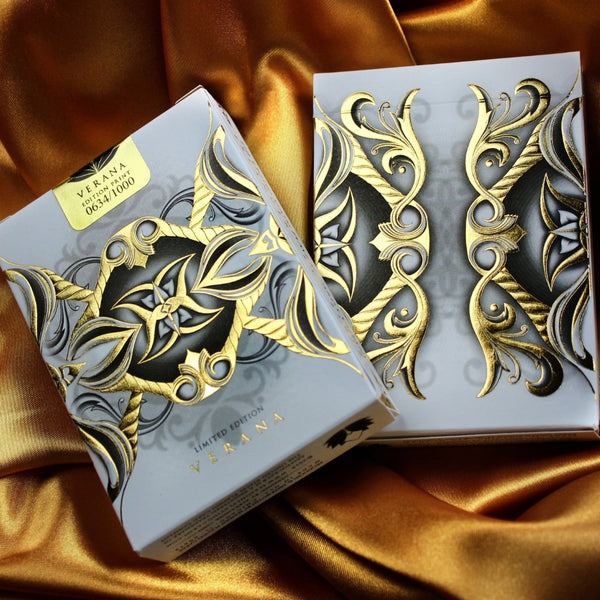 Verana Playing Cards Very Rare Limited Edition Seasons Deck from 2015