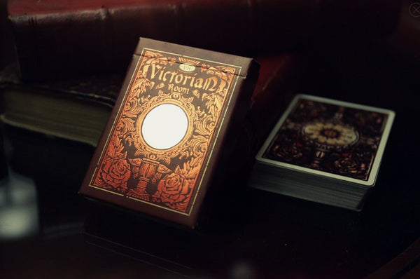 Buyworthy:Victorian Room Playing Cards 1900s Deck by Blue Crown Brand New & Sealed