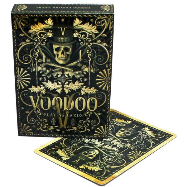 Voodoo Magic Playing Cards designed by Sam Hayles