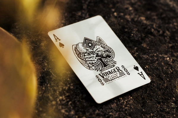 Voyager Playing Cards New Release by Theory 11