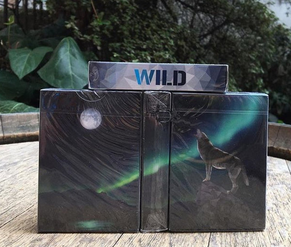 Wild Playing Cards Limited Edition by Assokappa
