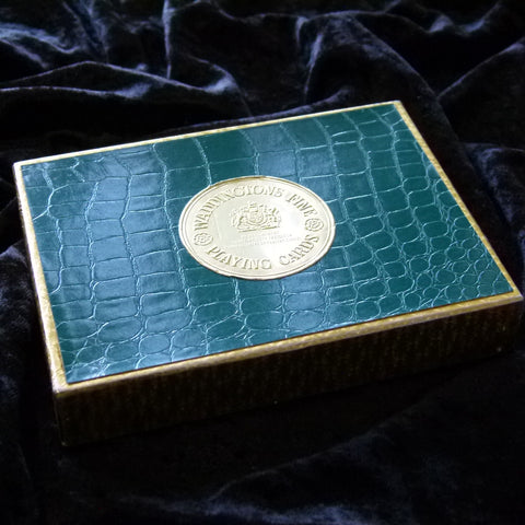 Waddingtons Vintage Bridge Fine Playing Cards Rare 2 Deck Set Sealed