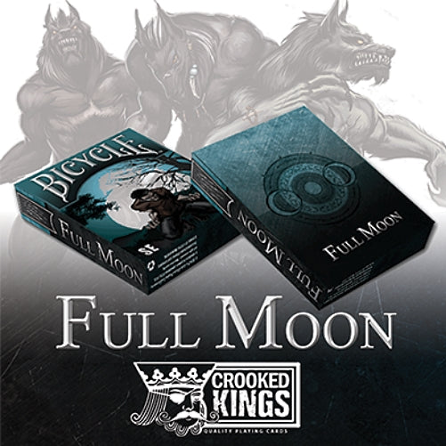 Werewolf Full Moon Playing Cards Fantasy Magic ~ Special Edition