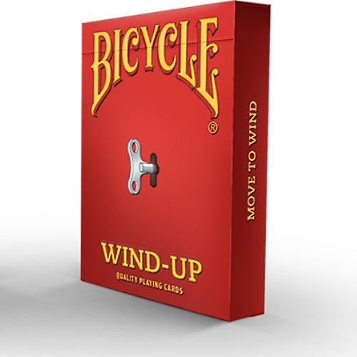 Wind-up Playing Cards Nostalgia Toys Deck Made in USA