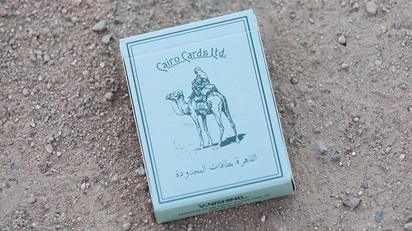 World Tour Egypt Playing Cards deck by Vanishing Inc.