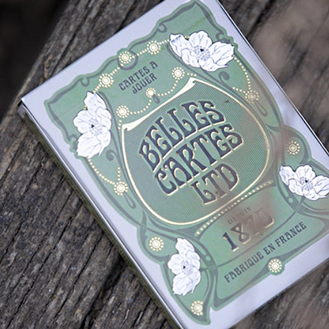 World Tour France Playing Cards deck by Vanishing Inc.