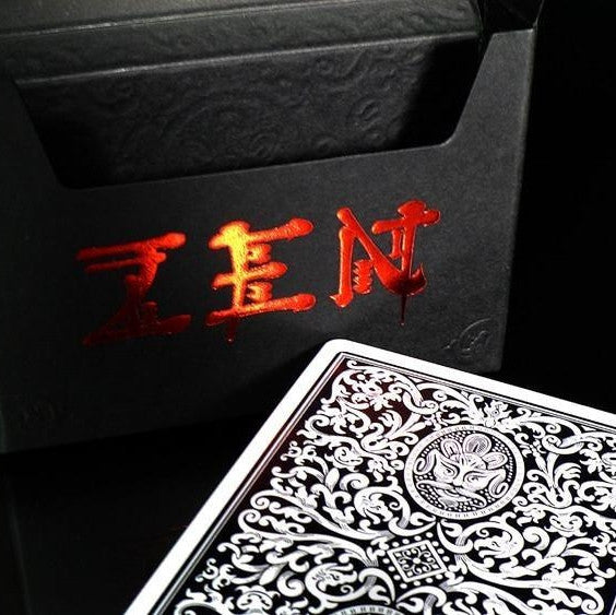 Buyworthy:Zen Playing Cards Deck Magic Poker Brand New & Sealed made in USA