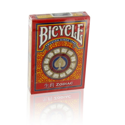 Zodiac Playing Cards Chinese Zodiac signs Poker Magic Deck