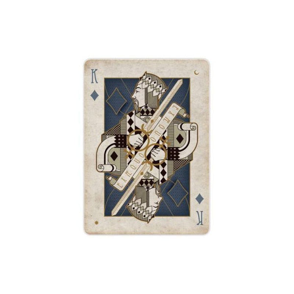 Heretic Noctis Playing Cards Rare Number Sealed Edition by Stockholm 17